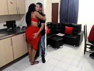Fat Ass Ebony Takes It In The Pussy And Ass Drtuber